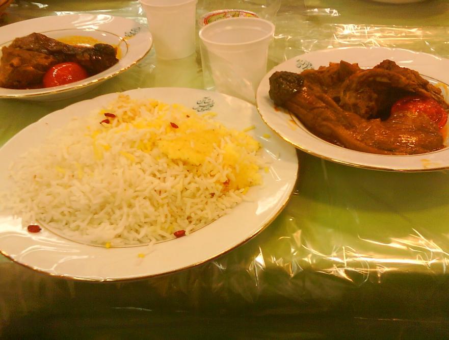 ناهار مهمانسرا